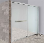 Шторка на ванну PUCSHO Vorhang (3100) 1800x2000