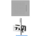Душевая система скрытого монтажа RGW SP-43-03-74 хром