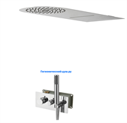 Душевая система скрытого монтажа RGW SP-44-01-62 хром
