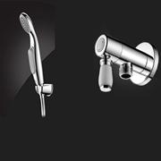 Гигиенический душ с запорным вентилем Elghansa SHOWER SPRAY VK-0126BR-05C хром