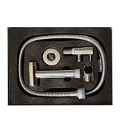Гигиенический с запорным вентилем душ GFmark G2068 хром