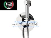 Гигиенический душ с термостатом Remer MINIMAL THERMO NT60W встраиваемый
