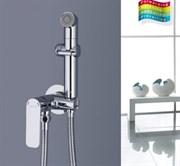 Гигиенический душ скрытого монтажа GAPPO G7248-1 хром