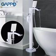 Смеситель для ванны напольный GAPPO JACOB G3007-8