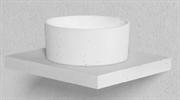 Раковина накладная Bien Harmony HRLG04001FD0W3000 на 40 см