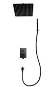 Душевая система скрытого монтажа RGW SP-54 B 21140854-04 черный