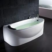 Акриловая ванна с гидромассажем EAGO - AM1104RD (Right) 1700x800x640
