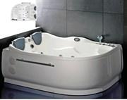 Гидромассажная ванна EAGO - AM124JDCW1Z (Right) 1800х1200х700