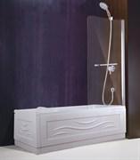 Шторка на ванну распашная ESBANO-1480 80х140