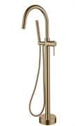 Напольный смеситель ванны Boheme BRONZE 209 бронза