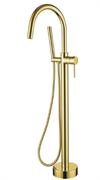 Напольный смеситель ванны Boheme GOLD 219 золото