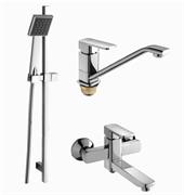 Комплект для ванной комнаты Ganzer STEFAN GZ 12037