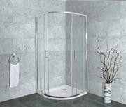 Душевой угол Timo Altti 601 Clean Glass 100х100х190