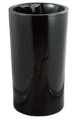 Раковина напольная CERAMALUX NB135B черная