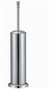 Ершик для унитаза напольный Ganzer GZ30090 хром