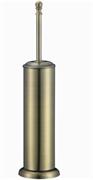 Ершик для унитаза напольный Ganzer GZ30090D бронза