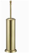 Ершик для унитаза напольный Ganzer GZ30090E золото