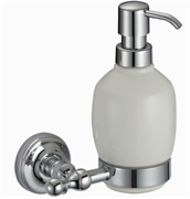 Дозатор для жидкого мыла Ganzer GZ 31021 хром