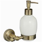 Дозатор для жидкого мыла Ganzer GZ 31021D бронза