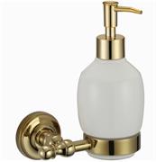 Дозатор для жидкого мыла Ganzer GZ 31021E золото