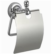 Держатель туалетной бумаги Ganzer GZ 31030 хром