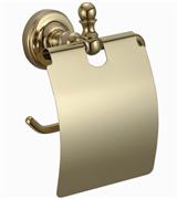 Держатель туалетной бумаги Ganzer GZ 31030E золото
