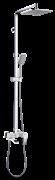 Душевая система Ganzer GZ 44061(25080) хром
