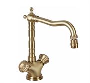 Смеситель для раковины Bronze de luxe 10105K/1 бронза