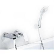 Смеситель для ванны Grohenberg GB8010 хром