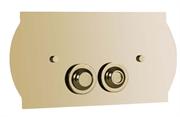 Кнопка для инсталляции Boheme GOLD 652