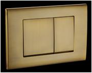 Кнопка для инсталляции Boheme BRONZE 654