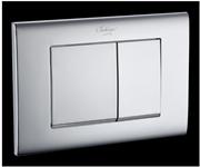 Кнопка для инсталляции Boheme CHROMO 656 хром