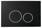 Кнопка для инсталляции Boheme BLACK CHROMO 662 черный/хром