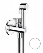 Гигиенический душ скрытого монтажа Cristina Tricolore Verde WJ67624