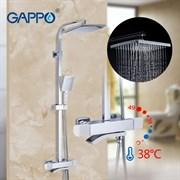 Душевая система с термостатом GAPPO Jacob G2407-50