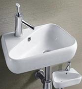 Раковина подвесная Gid Simple-N N9275L на 45 см (Чаша слева)