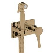 Гигиенический душ скрытого монтажа La Torre 22211CA.BRS бронза