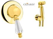 Гигиенический душ со встраиваемым смесителем Cezares VINTAGE-DIM-03/24-Sw
