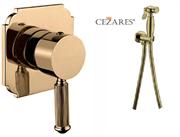 Гигиенический душ со встраиваемым смесителем CEZARES OLIMP-DIM2-02-L