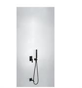 Смеситель для ванны скрытого монтажа tres project 21118003nm