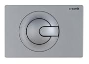 Клавиша смыва Creavit Power GP5002.00 цвет серый матовый
