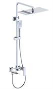 Душевая система Grohenberg SHOWER GB7008 хром/белый