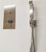 Гигиенический душ скрытого монтажа с термостатом Ganzer Termo GZ213955055