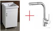 Комплект для постирочной AliceCeramica Laundry 300313+300313 MOB