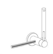 Полотенцедержатель для гигиенического душа TRES Loft Max 03412401