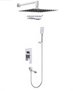 Душевая система скрытого монтажа Grohenberg GB5007 хром