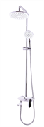 Душевая система Grohenberg SHOWER GB7001белый/хром
