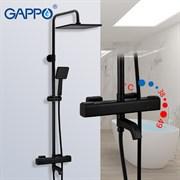 Душевая система с термостатом GAPPO G2491-6