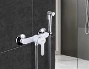 Гигиенический душ с настенным смесителем FRAP F2041-8