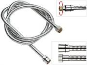 Душевой шланг Remer RR333CNDGAT 2.0м (с вращ гайкой)